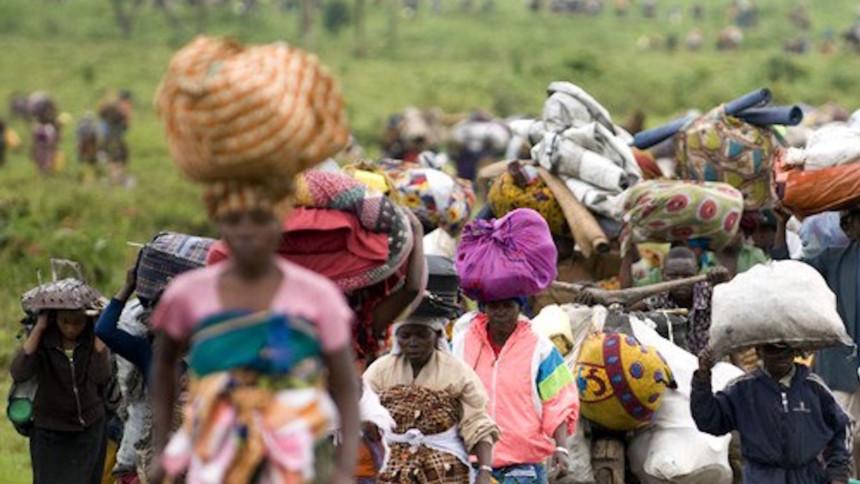 Déplacés internes RDC