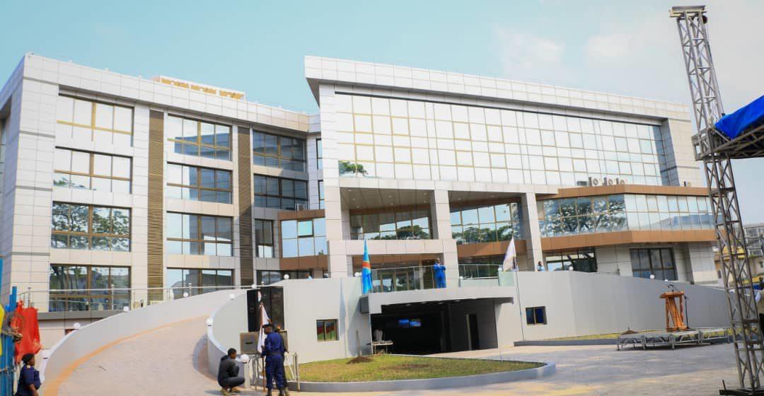 Hôtel de Ville Kinshasa