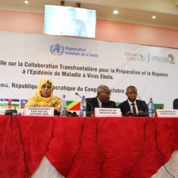 La RDC et ses voisins renforcent les mécanismes de lutte contre Ebola
