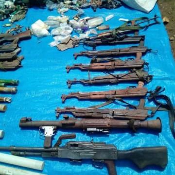 Armes et munitions des mai-mai