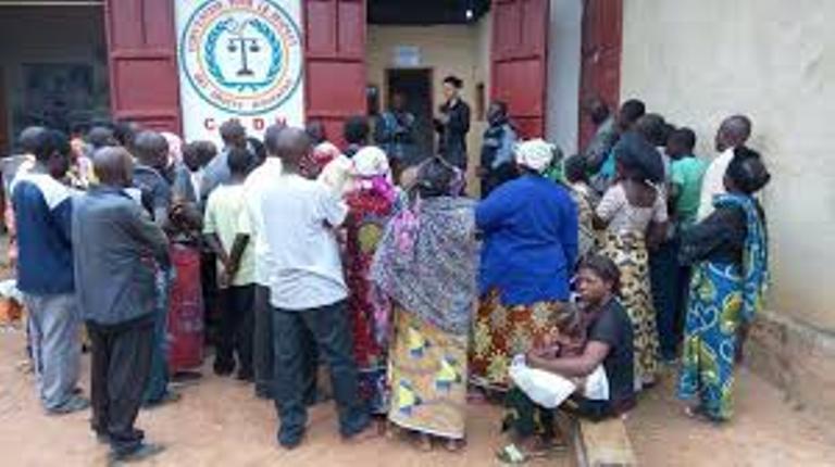 CRDH notifie plus de 50 cas de violations des droits de l'homme en mai 2020 à Beni