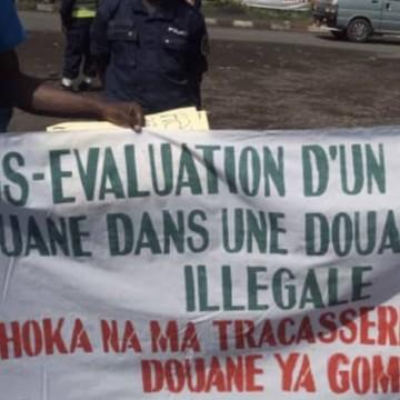 Nord-Kivu : La brigade douanière accusée de tracasseries sur les opérateurs économiques à Butembo