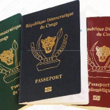 Passeports congolais