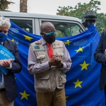 L'UE et l'Unicef s'associent pour l'accès aux soins de santé de la population congolaise