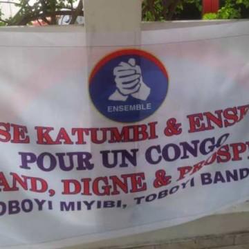 Nord-Kivu : Ensemble pour la République lance la carte pour les membres