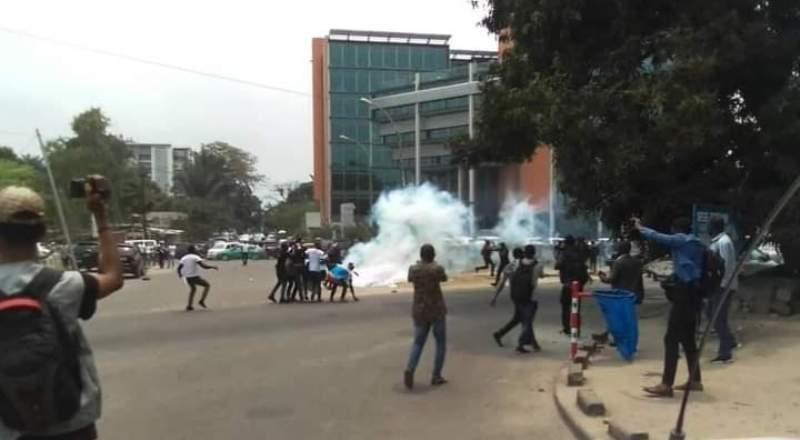 La Lucha et Filimbi dans la rue le vendredi pour exiger l'expulsion du diplomate Rwandais Vincent Karega