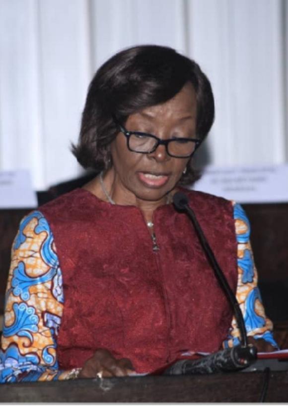 Marie Tumba Nzeza s'exprime sur le conflit RDC-Zambie