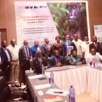 Mise en œuvre de la Convention du patrimoine mondial en RDC : L'atelier technique ouvert à Kinshasa