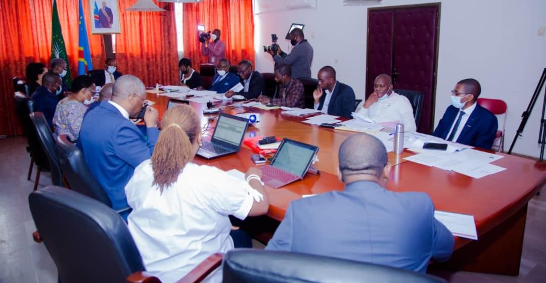 Les experts de la présidence et du Minaffet préparent le Plan d'action Présidence RDC UA 2021