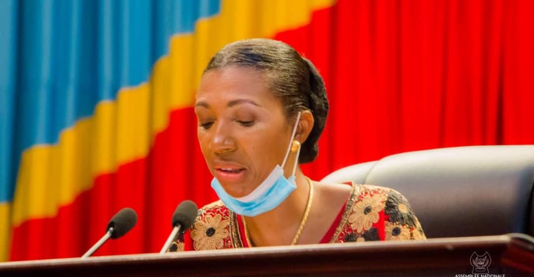 Jeanine Mabunda: une saisine d'avance vouée à l'échec ?