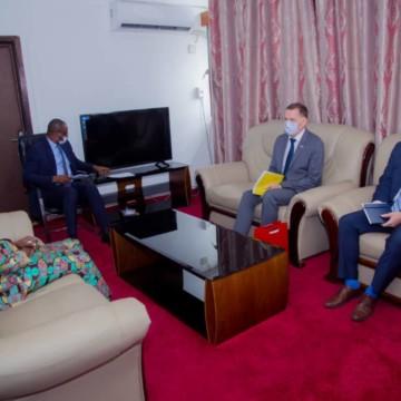 Ambassadeur de Suisse en RDC au Minaffet