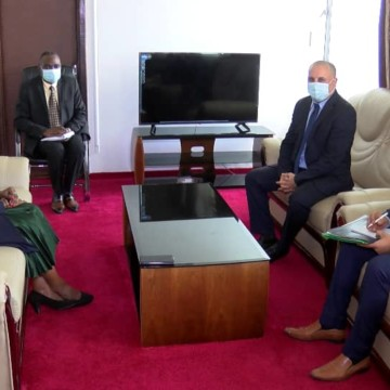Ambassadeur de Tunisie en RDC au Minaffet