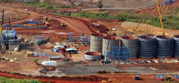 Mines d'or de Kibali Gold Mine