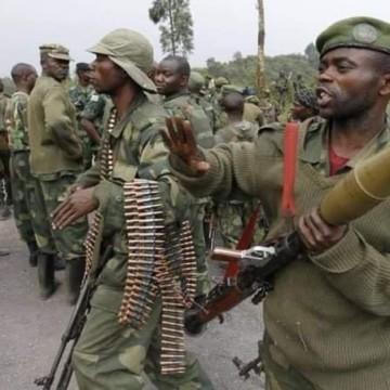 Militaires FARDC