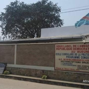 Ecole congolaise à Bujumbura