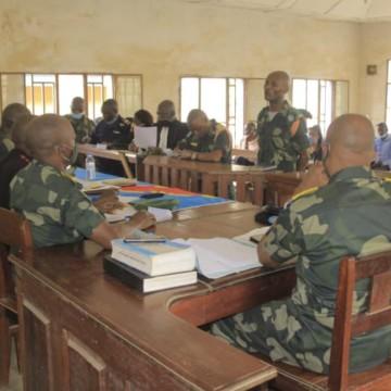cour supérieur militaire Ituri