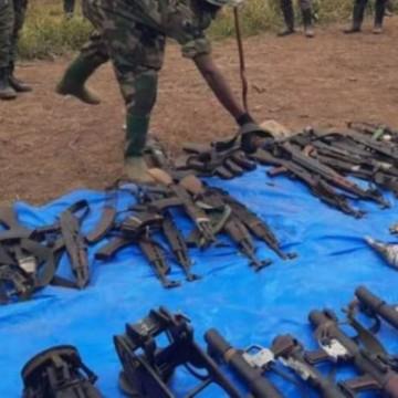Reddition Groupes armés à Masisi