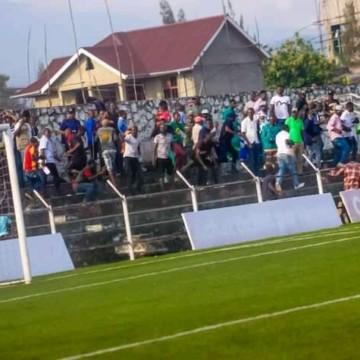 Stade de l'Unité Goma