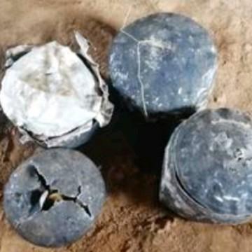 Bombe artisanale