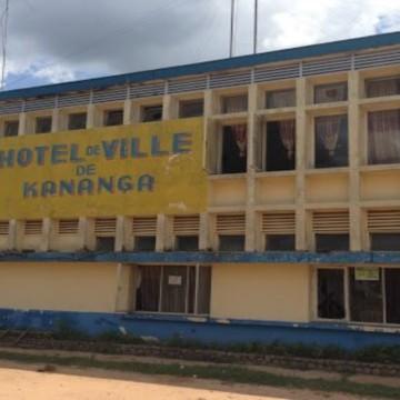 Hôtel de Ville de Kananga