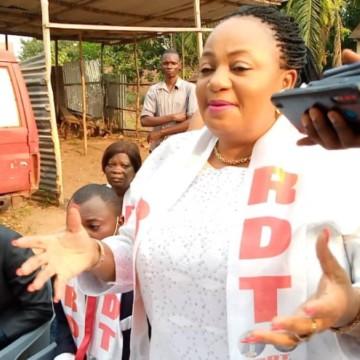 Mamie Ngalula, RDT
