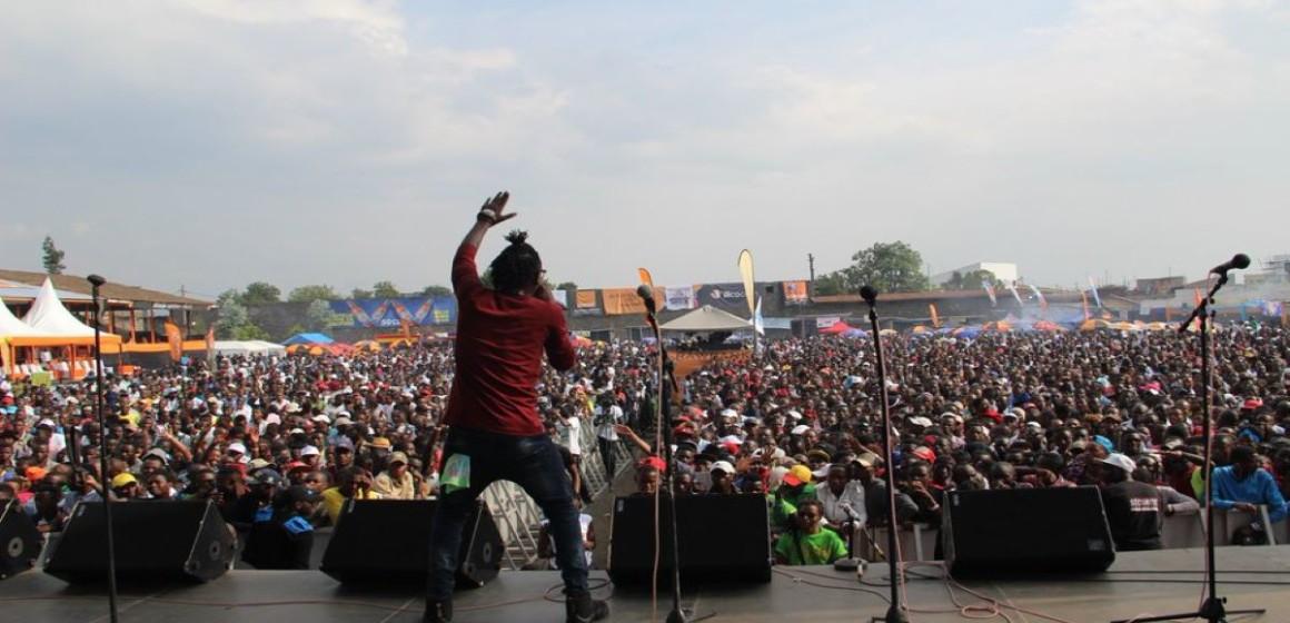 un concert en RDC