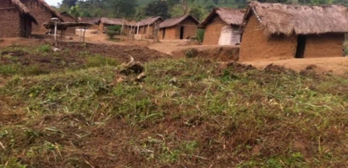 Village Idohu, Ituri