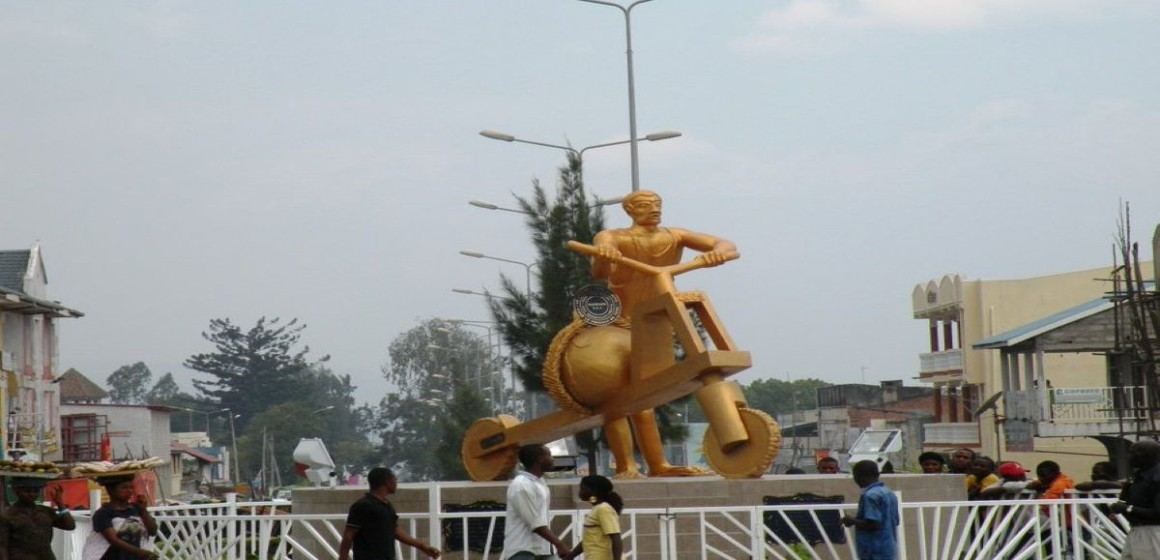 Goma rond-point Tshukudu