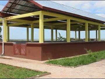 RDC : cinq marchés modernes inaugurés dans le Kasaï-Oriental