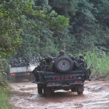 Convoi FARDC en Ituri