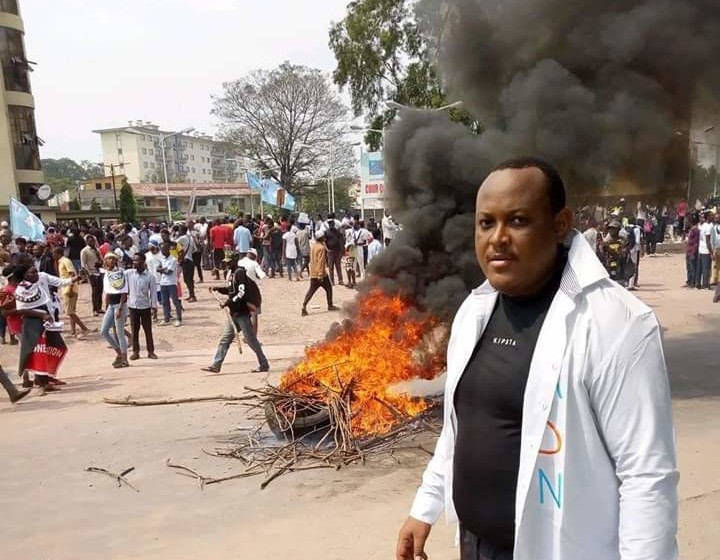 Kinshasa : Lamuka confirme sa marche du 15 septembre
