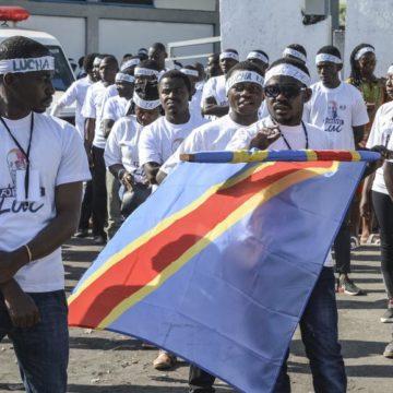Election du gouverneur : Des manifestations anti Gentiny Ngobila à Kinshasa