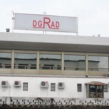 La rétrocession à l'ordre du jour à la DGRAD