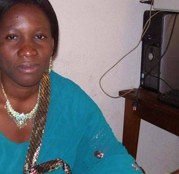 Elodie Ntamuzinda W'igulu primée « Femme de distinction »