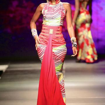 Congo Fashion Institute en action