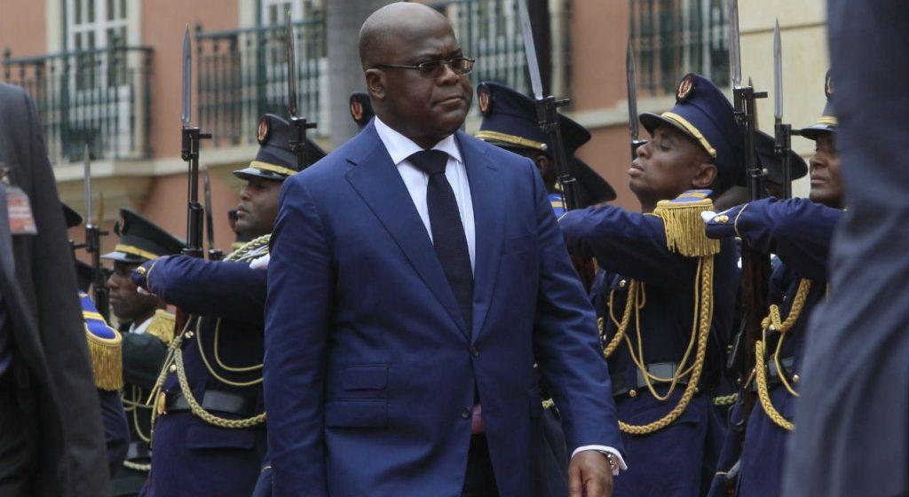 Félix Tshisekedi pour la restauration de la sécurité aux frontières