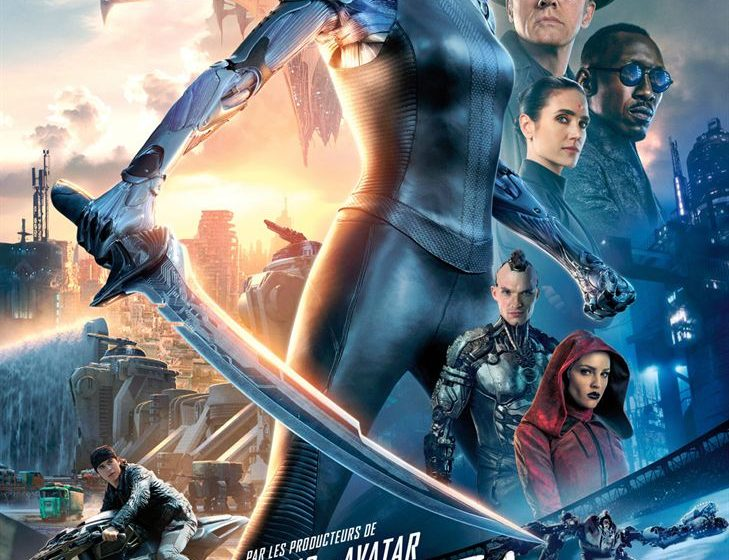 Cinéma : Alita – Battle Angel