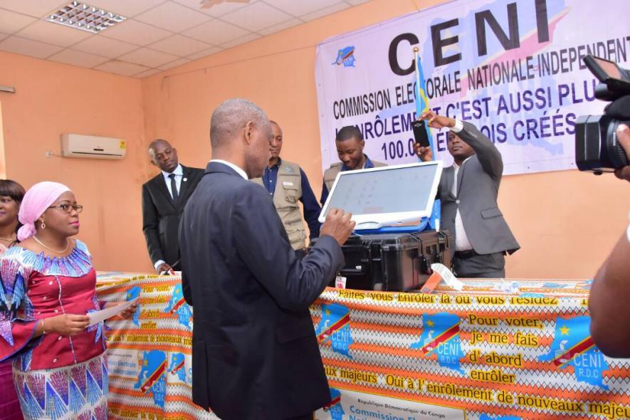 La CENI lance la campagne à Beni, Butembo et Yumbi