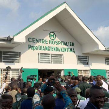 Nkamba a son nouveau centre hospitalier