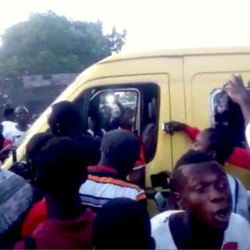 RDC : Un policier tue un conducteur à bout portant