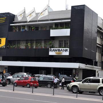 Rawbank désignée meilleure banque de la RDC pour la 5ème fois