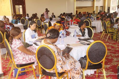 Sénatoriale au Tanganyika : Les femmes raflent 3 sièges sur 4