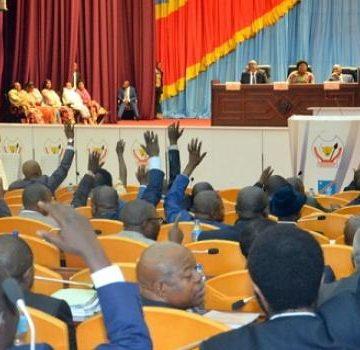 Assemblée nationale : l'opposition dirigera trois commissions permanentes
