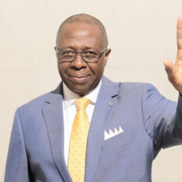 Christian Mwando pour le développement du Tanganyika