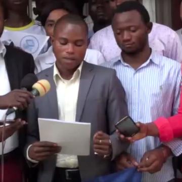 La jeunesse de l'AMK prévoit des actions de soutien à Moïse Katumbi