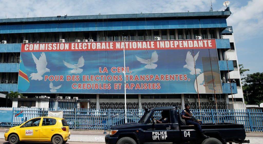 2023 : la CENI forme des formateurs en logistique électorale