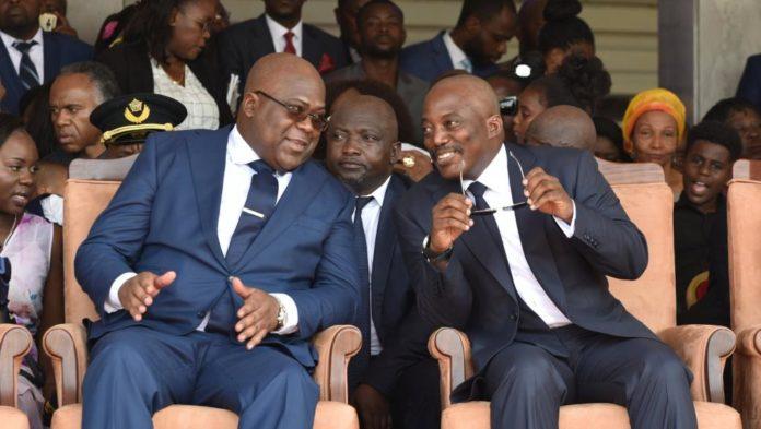 Félix Tshisekedi : La coalition FCC-CACH est « un accident de l'histoire »