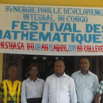 Festival des mathématiques à Kinshasa