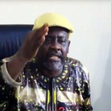 Franck Diongo soutient Félix Tshisekedi
