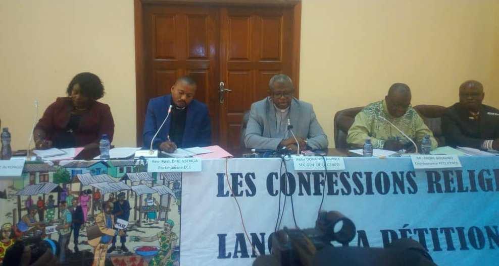 La CENCO et l'ECC exigent les élections locales